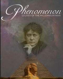 Phenomenon Cover
