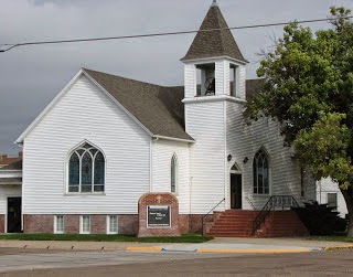 Methodist Church in Overton
